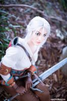 Zireael's choice - Witcher 3 cosplay by Soylent-cosplay