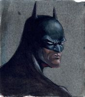 batman by moritat
