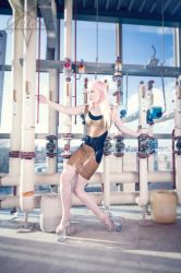 Cute industrial latex 03 by GuldorPhotography