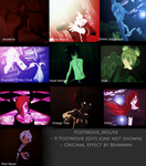 MMD|Download| PostMovie edits! by WolfenMallows