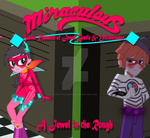 Miraculous - A Jewel in the Rough (Contest Entry) by MLP-TrailGrazer