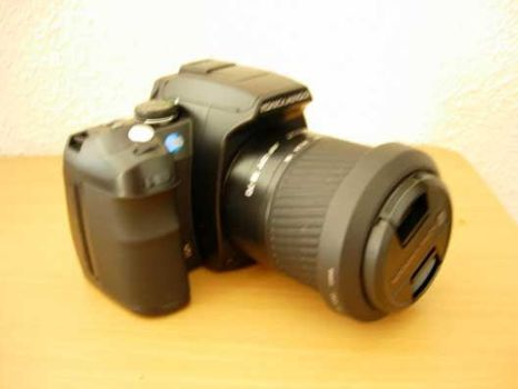 Our brand new camera by Fleur2Minuit
