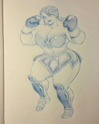 Boxing Gladiator by BHBoxing