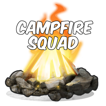 Campfire Squad LOGO by TheKid2238