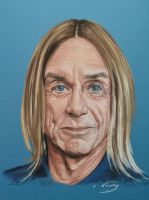 Iggy Pop by Andromaque78