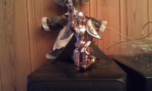 Andromeda GOD CLOTH Statue *incomplete* by justique