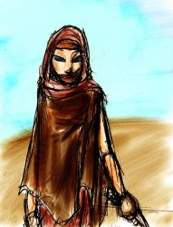 Fremen colored version by lissa-quon