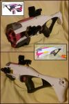 NERF Rebelle Guardian Crossbow Mod by MarcWF