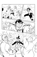Tezla Issue 1 Page 2 by DRMoore
