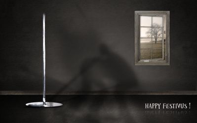 Happy Festivus by PoSmedley