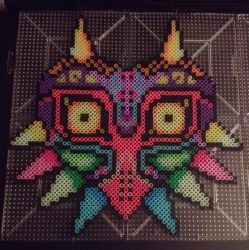 Majora's Mask Glowing 3 :In Light by xXXxNightShadexXXx