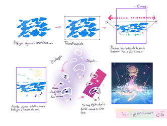 How to paint underwater view - ESP by Ponchiux