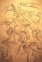 Sketch-Hands4 by mateusboga