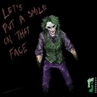 Lets Put A Smile On That Face by Egghead-RJThompson