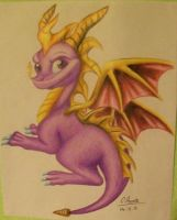 Spyro by Ginchilla194