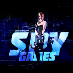 Spy Games by Sushiprincess