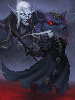 Death Knight by MyDeads