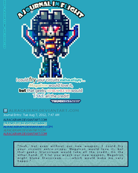 Cute Thundercracker css by Alracairam