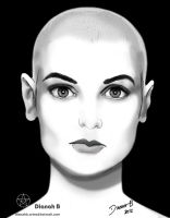 SINEAD O'CONNOR - Notthing compares 2 U by Dianah3
