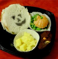 Pumpkin Snack Bento by mindfire3927