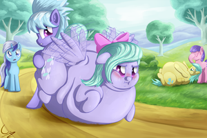 Fatty Flitter's Course by C-adepsy