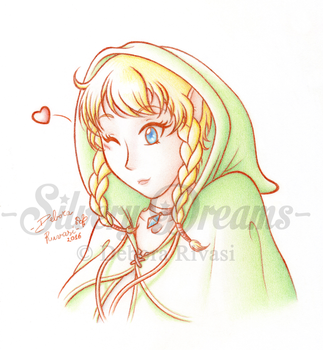 Linkle by SilveryLugia