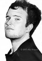 Brandon Flowers by AdneCarvalho
