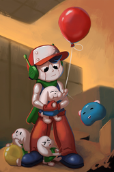 Quote (Cave Story) by Laughe