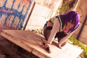 Saeko Busujima | Highschool of the Dead [Aki] by CardCaptorNegi