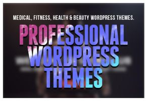 New Professional health - beauty wordpress themes by Designslots