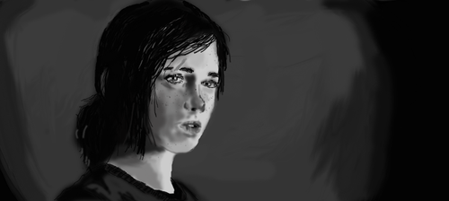 TLOU: Ellie by TheJediClone