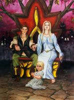The First Family of Aradan by mbielaczyc