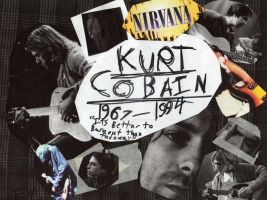 Kurt Cobain and Nirvana by goddesofwater