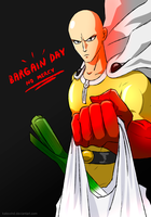 One-Punch Man by katewind