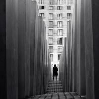 Holocaust-Mahnmal by BelcyrPiotr