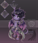 [The Cauldron]Incubus Allure - Stage 1 by furesiya