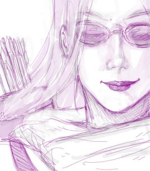 Kate Bishop by jcho