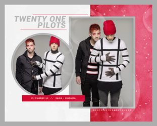 Photopack 16836 - Twenty One Pilots by southsidepngs
