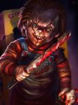 Chucky commision by Blackhood-art