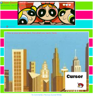 Powerpuff Girls Journal Skin by DemsRaid