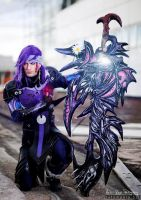 Caius Ballad Cosplay - Leon Chiro Final Fantasy by LeonChiroCosplayArt