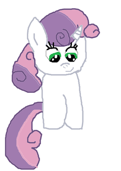 Sweetiebelle by cottoncloudyfilly