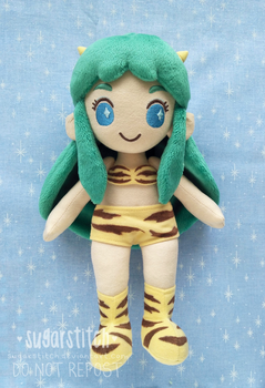 Urusei Yatsura: Lum Invader by sugarstitch