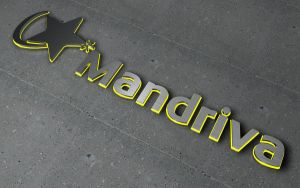 mandriva linux by 3DEricDesign
