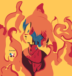 Incinerated by Electrisa