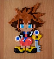Chibi Sora [sold] by Aenea-Jones