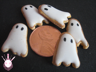 1:6 Ghost Cookies by WindsorPhotography