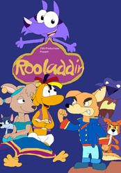 Rooladdin Poster by JustinandDennis