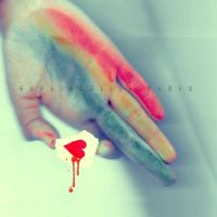 POUR BLOOD by SophieCalist