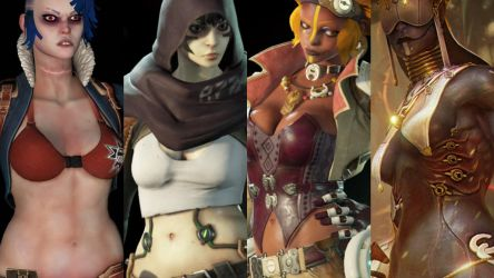 Obsessed with Spacelords game  all the bellies by JMarvelhero